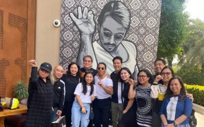 LOOK: Eat Bulaga Dabarkads meet Salt Bae in Dubai