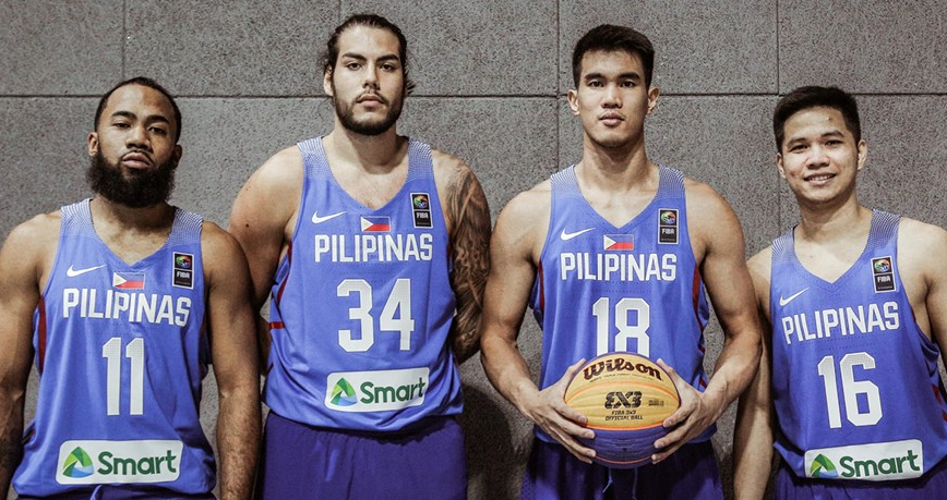 PH clinches slot in FIBA 3×3 Olympic Qualifying Tournament