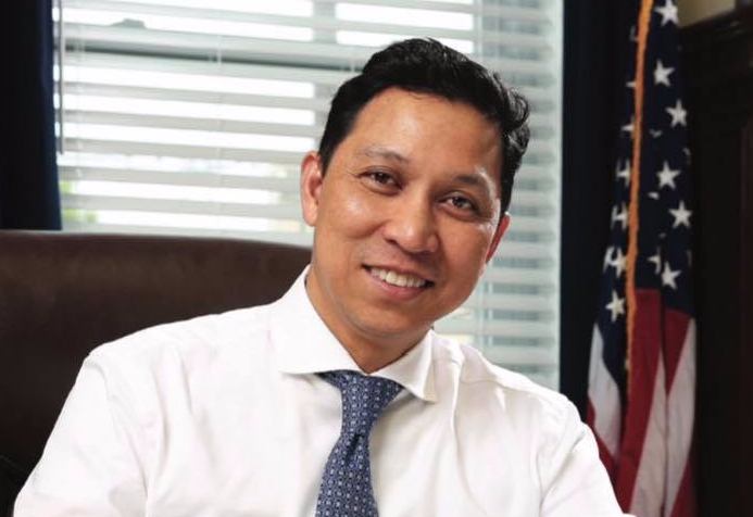 Filipino-American wins mayoral seat in New Jersey borough