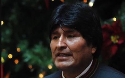 Bolivian President Evo Morales steps down