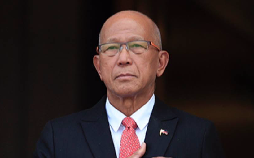 Lorenzana  not inclined to recommend another martial law extension in Mindanao