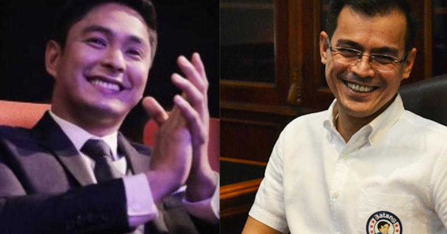 Coco Martin praises Mayor Isko for changes in Manila
