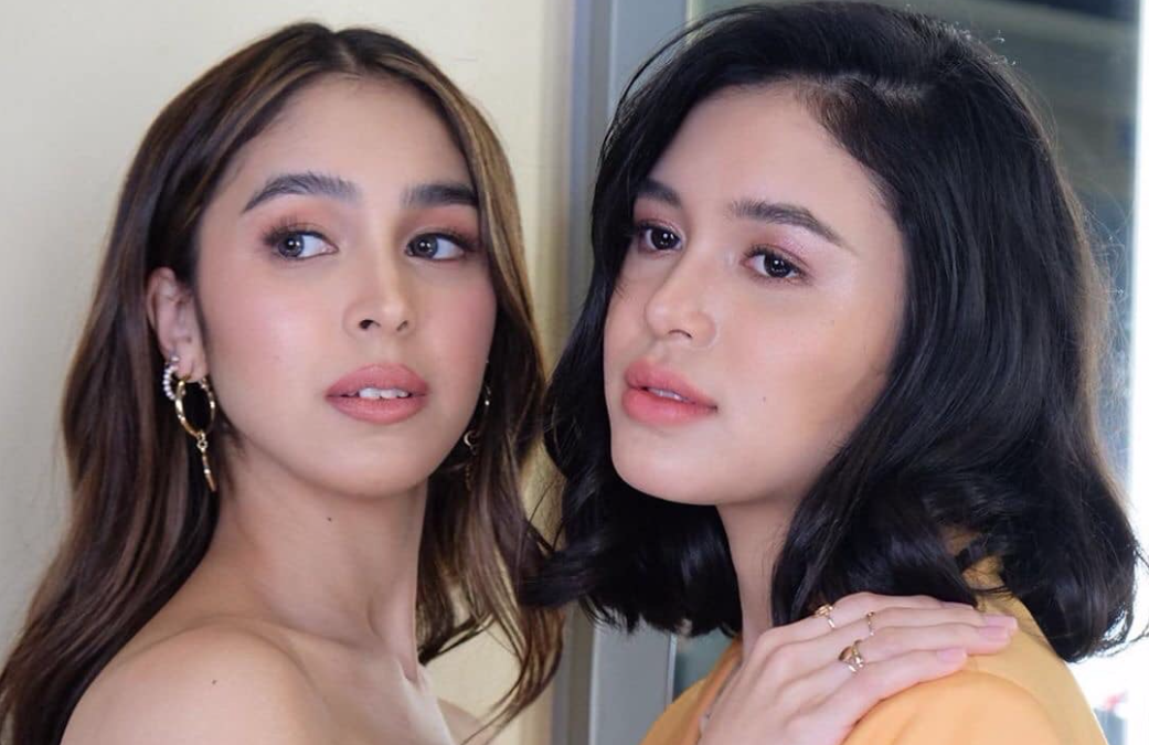 Claudia thanks sister Julia Barretto for persevering through issues hounding their family