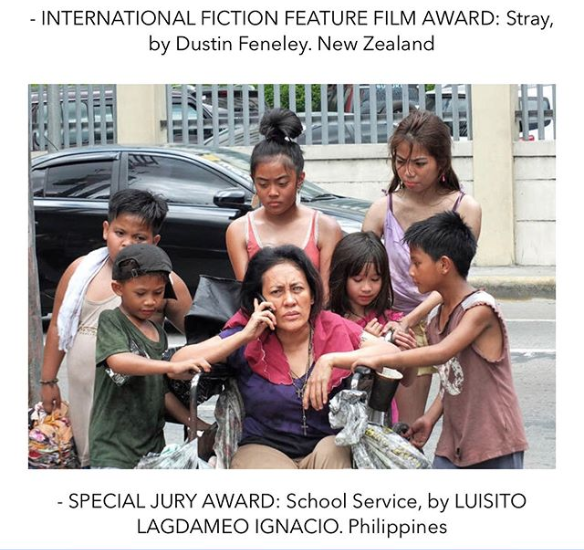 PH Indie Film 'School Service' wins another award