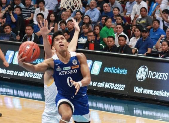 Ateneo is UAAP champions