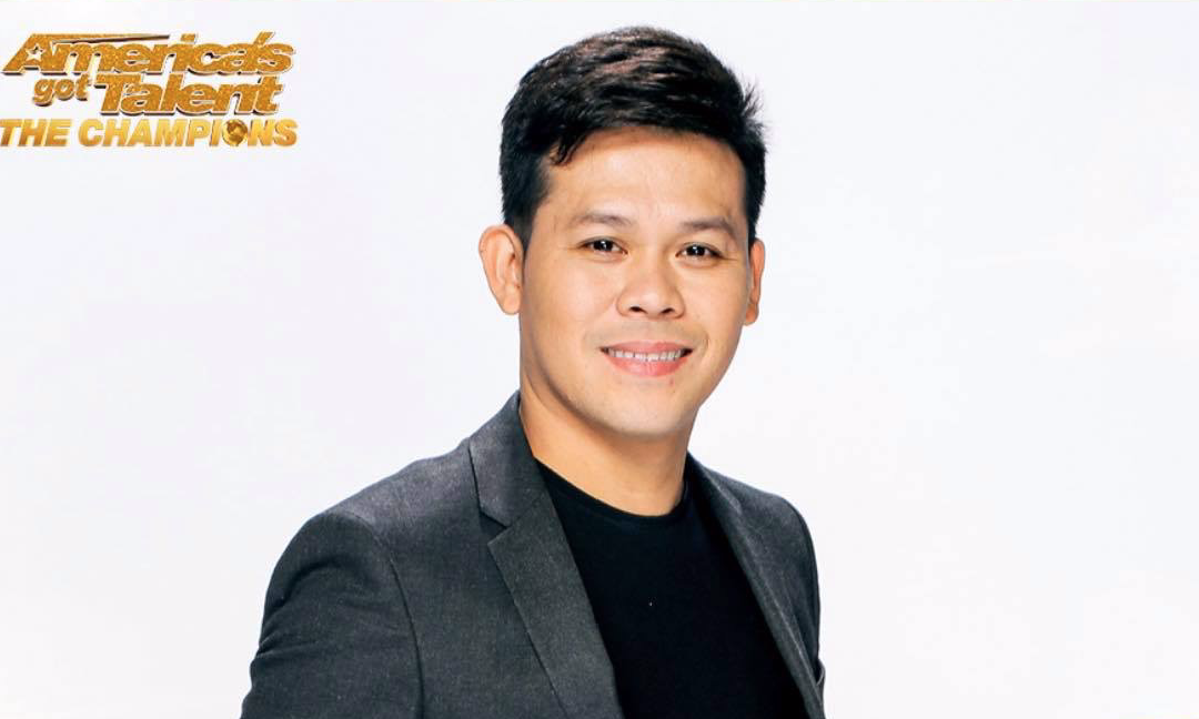 Marcelito Pomoy to sing at America's Got Talent: The Champions