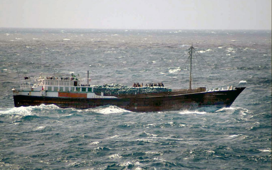 Pirates abduct 9 Pinoy sailors in Benin