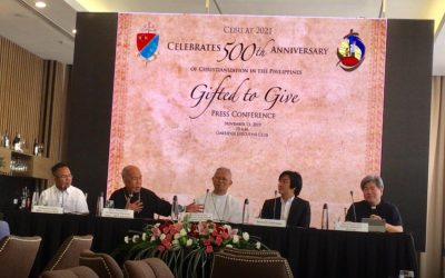 500 years celebration of Christianity in PH, a reason why OFWs would come home to