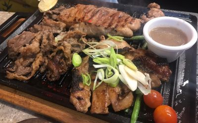 Have a happy feast this season with Teriyaki Boy and Sizzlin' Steak's Holiday Platters