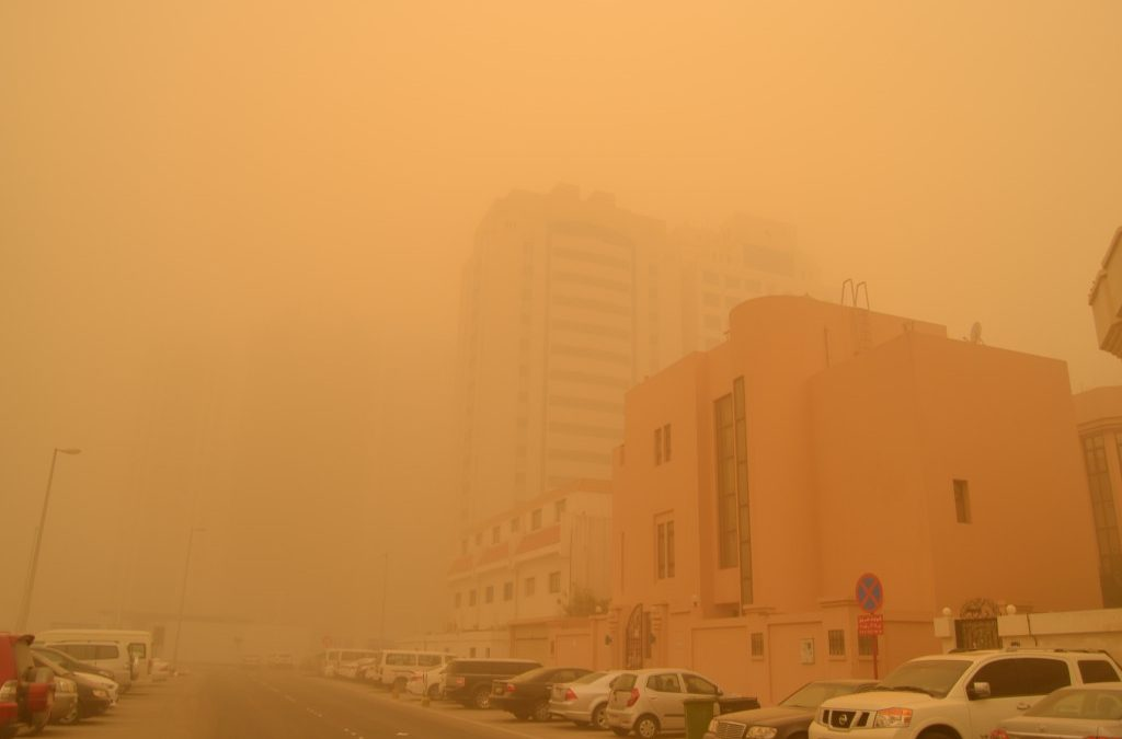 NCM issues dust alert in Abu Dhabi, adjoining areas