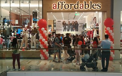 'Affordables' opens in Ghurair Mall