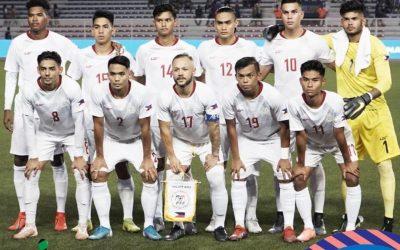 Azkals draw Cambodia, 1-1 in  SEA Games opener