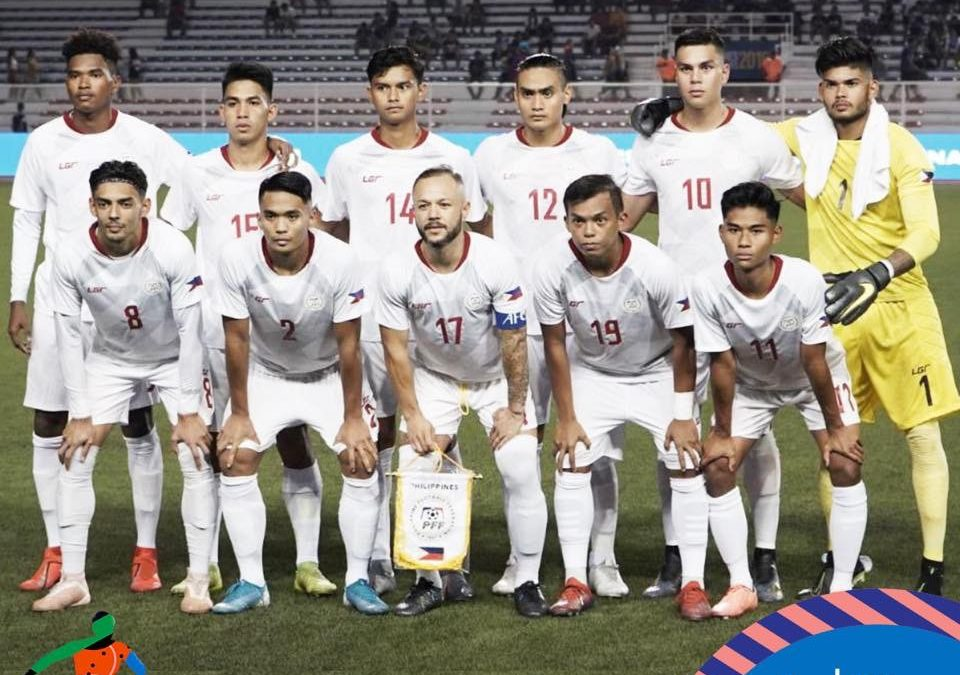 Azkals draw Cambodia, 1-1 in  SEA Games opener
