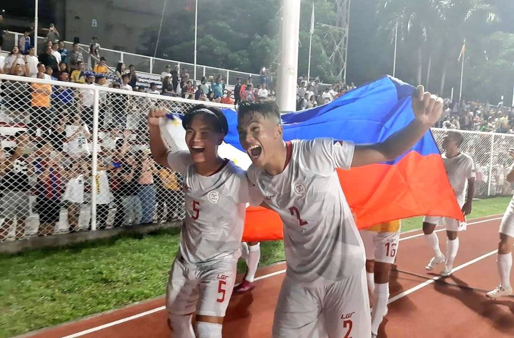 Schrock leads Azkals' first win against Malaysia at SEA Games