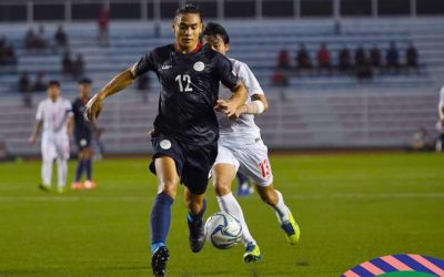 Azkals fall to Myanmar at SEA Games