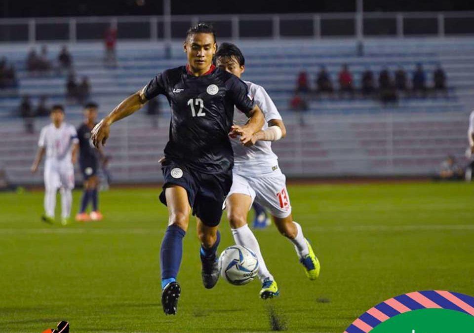 Azkals fall to Myanmar at SEA Games