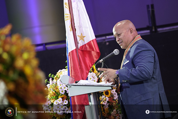 Bato Dela Rosa: I can be the most effective CHR Chairman