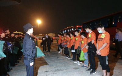 PH deports 300 Chinese nationals involved in 'telecom fraud'