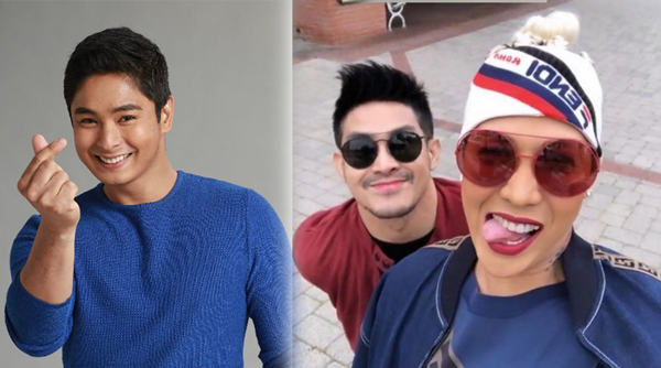 Is Coco Martin against Vice Ganda's relationship with Ion Perez?