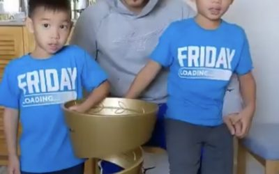 Nonito Donaire borrows trophy for his sons after defeat by Japanese boxer