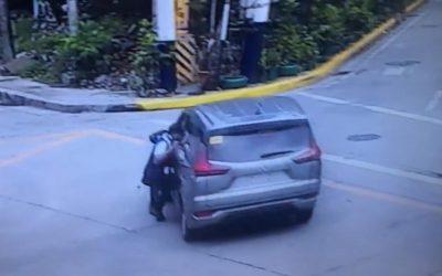 Mayor Isko reprimands abusive driver for risking life of traffic enforcer