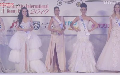 LIVE STREAM: Miss International 2019 Top 5 Awarding Ceremony