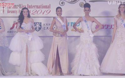 LIVE STREAM: Miss International 2019 Top 5 Awarding Ceremony