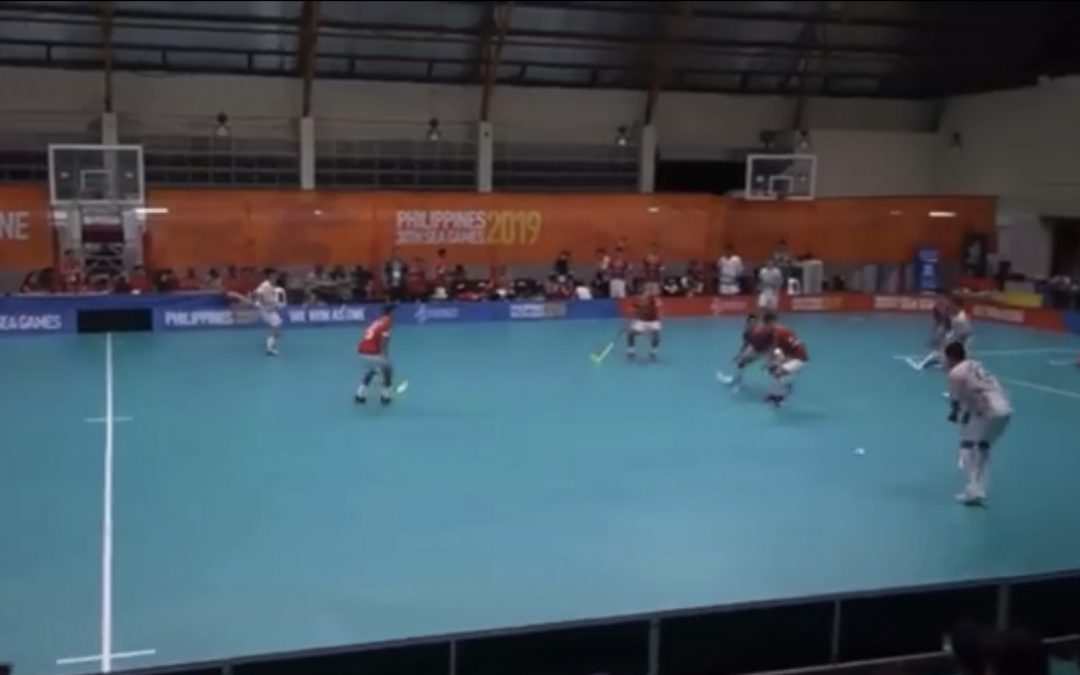 PH scores first 2 wins at women's floorball in SEA Games