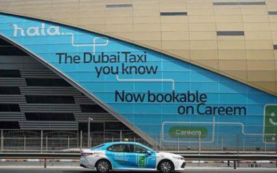 Dubai Taxi migrates to Hala e-hailing platform