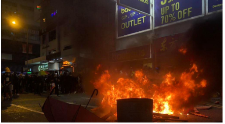 DOLE advises Filipinos to postpone Hong Kongtrip