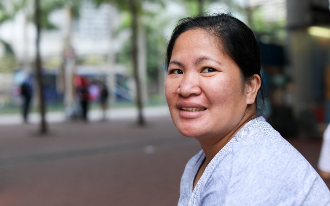 Pinay OFW featured in Humans of New York, tells hardship of domestic helpers