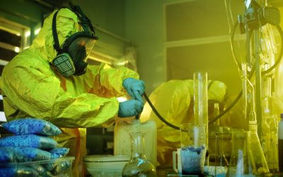 Real-life 'Breaking Bad': Two chemistry professors arrested for cooking meth in school lab