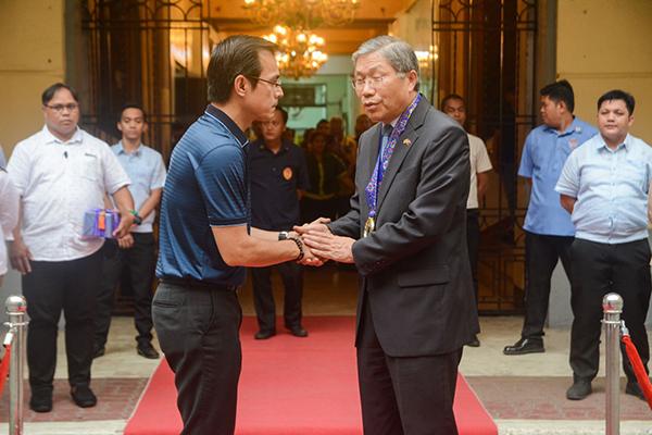 South Korean envoy says Korean Town to rise in Manila