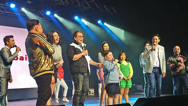 Mula Fujairah hanggang Al Ain: Thousands of Pinoys come to see Eat Bulaga's Dubai gig