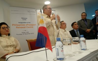 DFA opens passport renewal center in Oud Metha