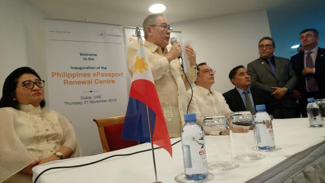 DFA opens passport renewal center in Oud Metha