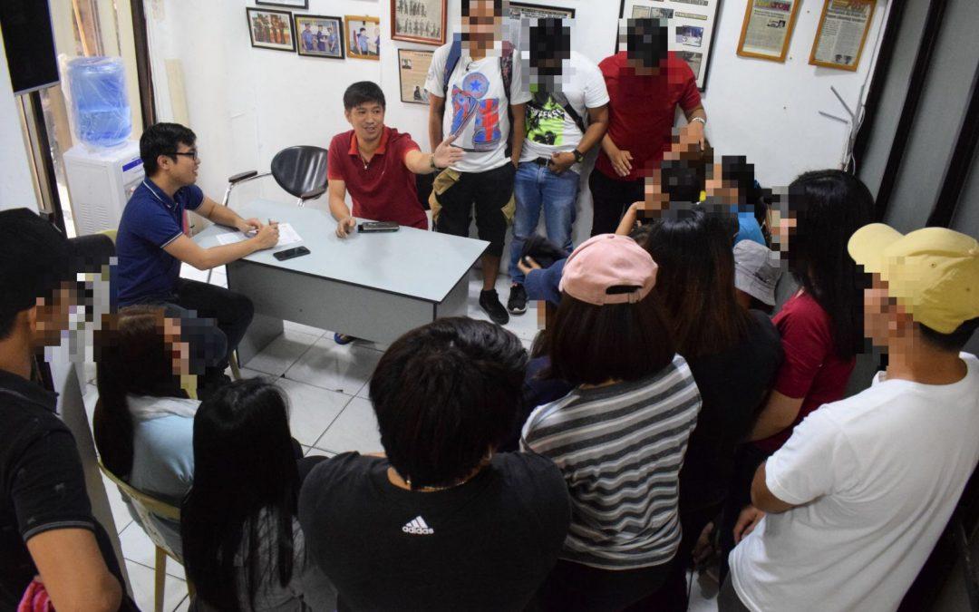 Manila Police arrest 7 illegal recruiters in entrapment ops