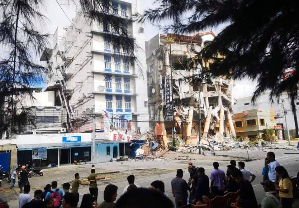 Phivolcs: 1,349 aftershocks recorded in Cotabato in 3 days