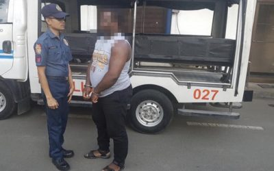 Nigerian nabbed for swindling Php8 million from Pinay lover
