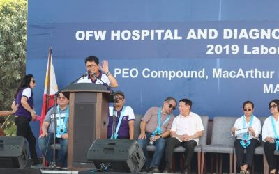 House renews approval of OFW hospital bill
