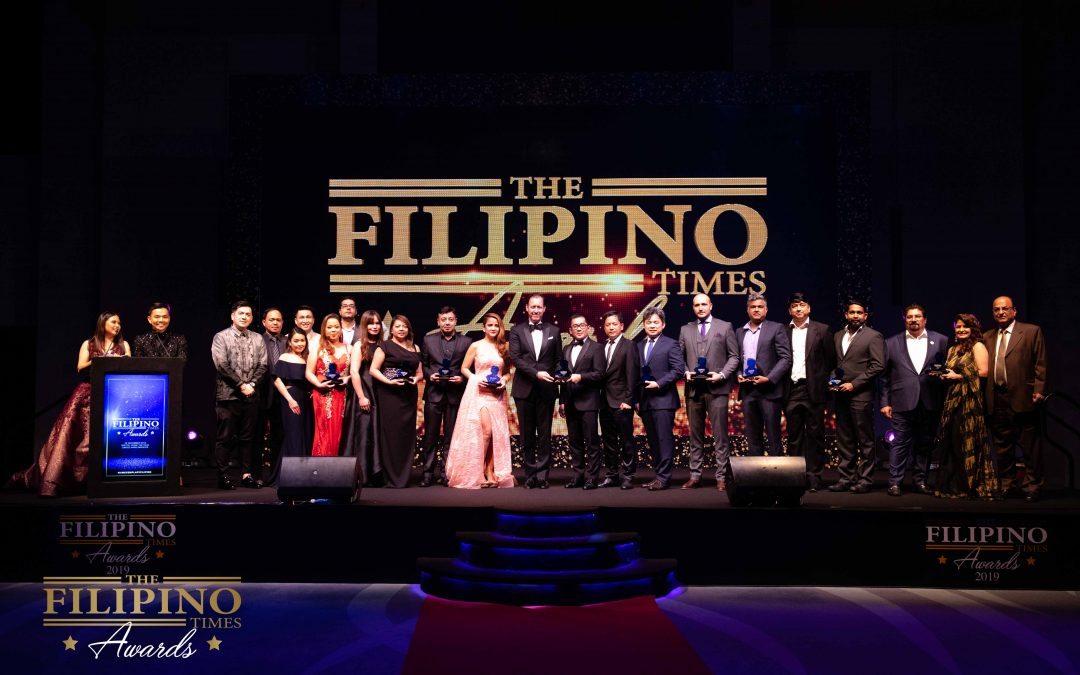 UAE home-grown brands win big at The Filipino Times Awards 2019