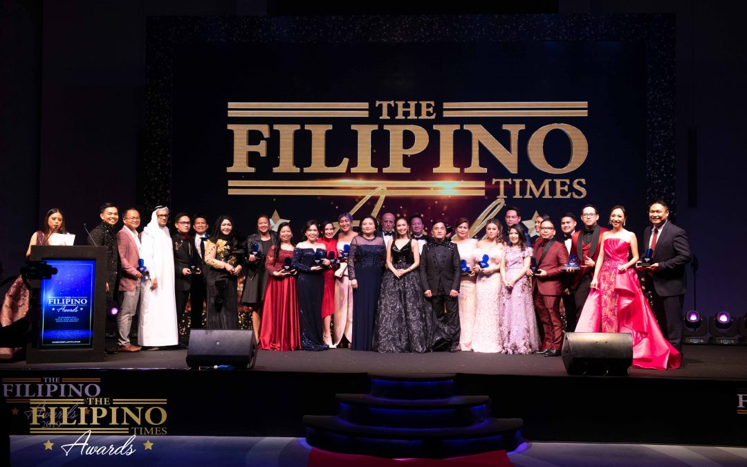 Winners of The Filipino Awards 2019 individual category announced