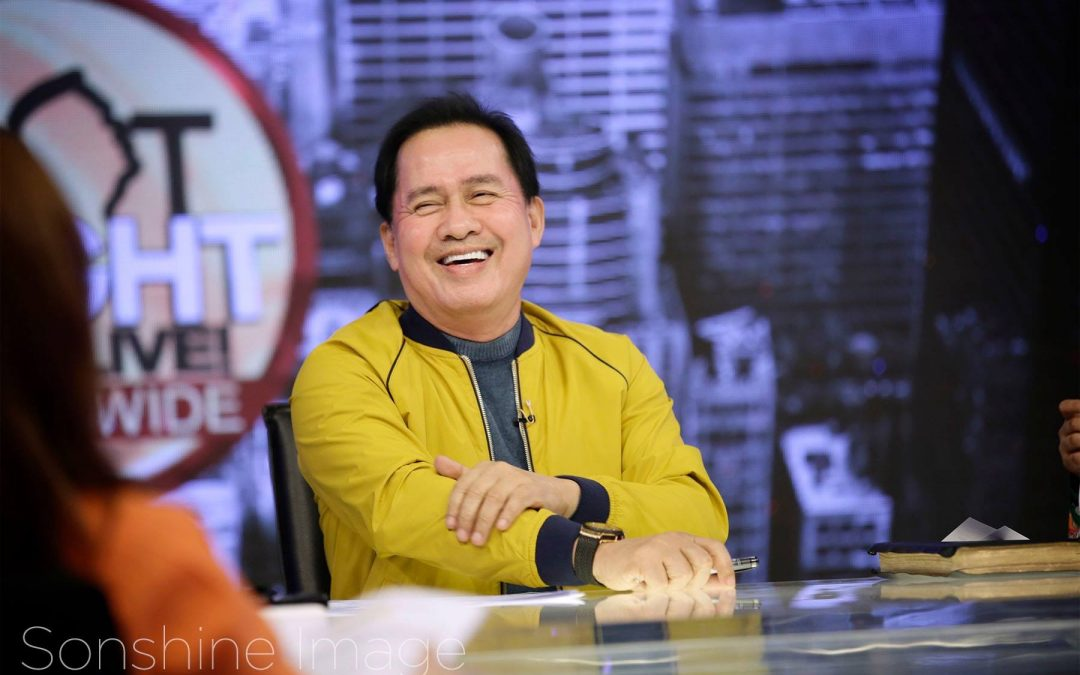 Quiboloy accepts Vice Ganda's challenge; threatens to shut down Vice's network