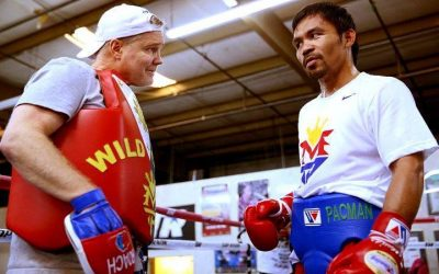 Freddie Roach prefers Danny Garcia as Manny Pacquiao's next opponent