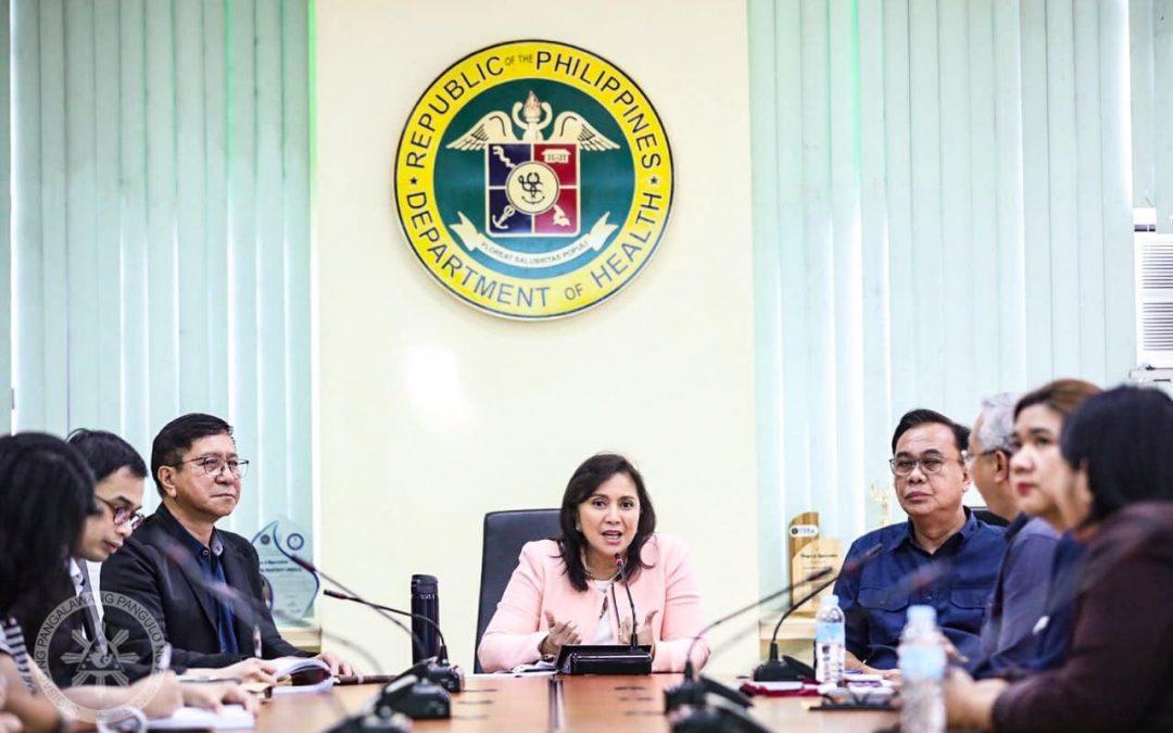 VP Robredo on not having Cabinet post: 'Ginagawa ko ang lahat nasa Cabinet man o hindi'