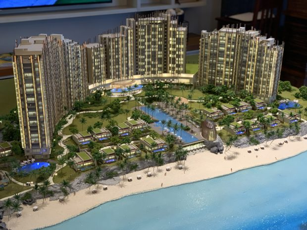 Rockwell reports brisk sales of Mactan beachfront condo