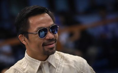 Manny Pacquiao named official torchbearer at SEA Games Opening Ceremony