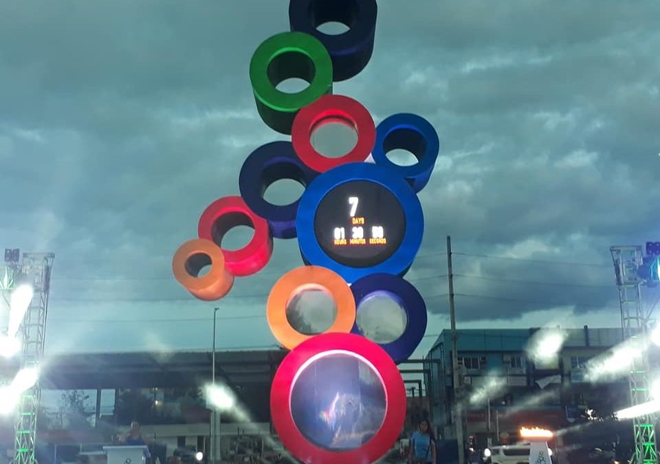 SEA Games venues in Pampanga boast 'high tech' monitoring security