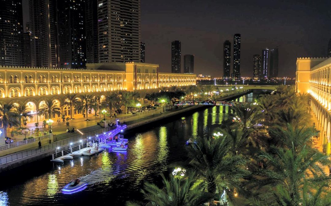 Op-Ed: Sharjah is a UNESCO-designated creative city of culture