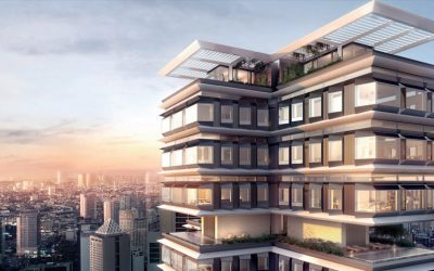 The Estate Makati offers posh modern living in the city